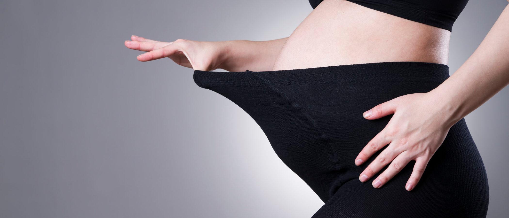 Cómo vestir durante el embarazo por poco dinero