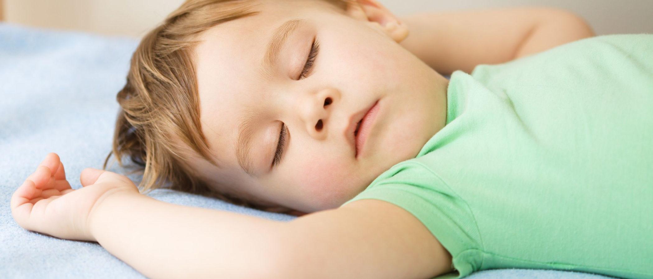 Apnea del sueño en niños