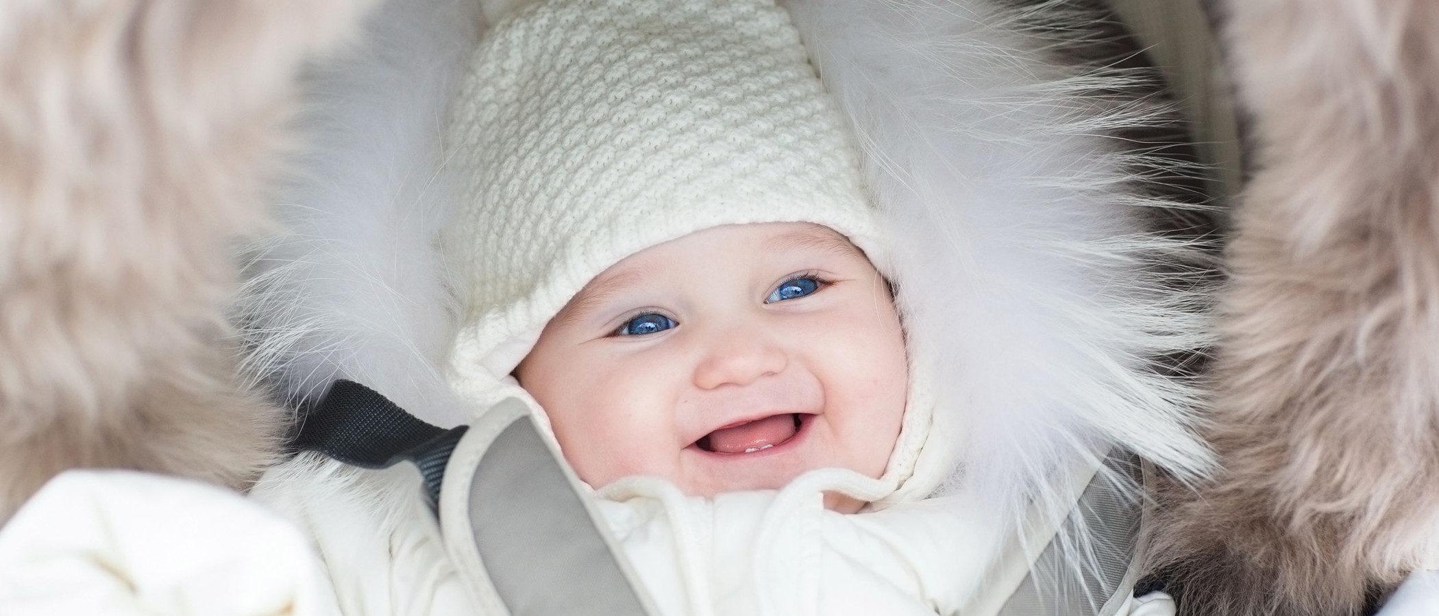 Cómo abrigar a un bebé correctamente
