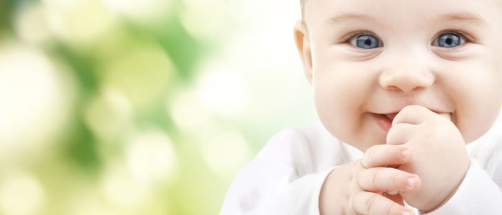 ¿Tendrá siempre el bebé los ojos claros?