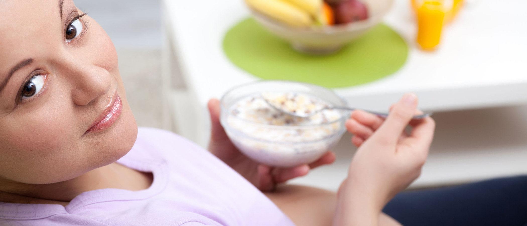 Alimentos ricos en hierro para el embarazo