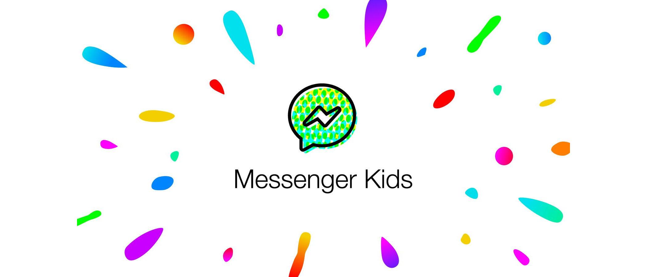 Messenger Kids, el chat seguro para niños