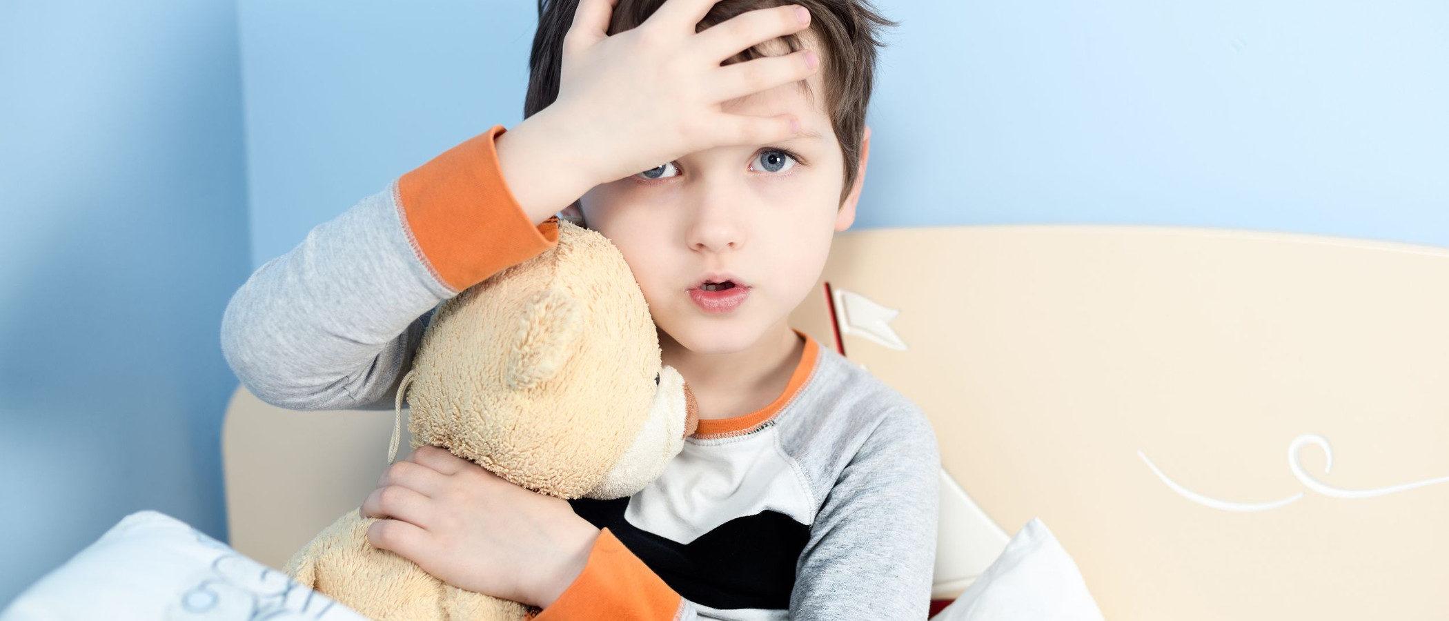 Cómo diferenciar un resfriado de una gripe en niños