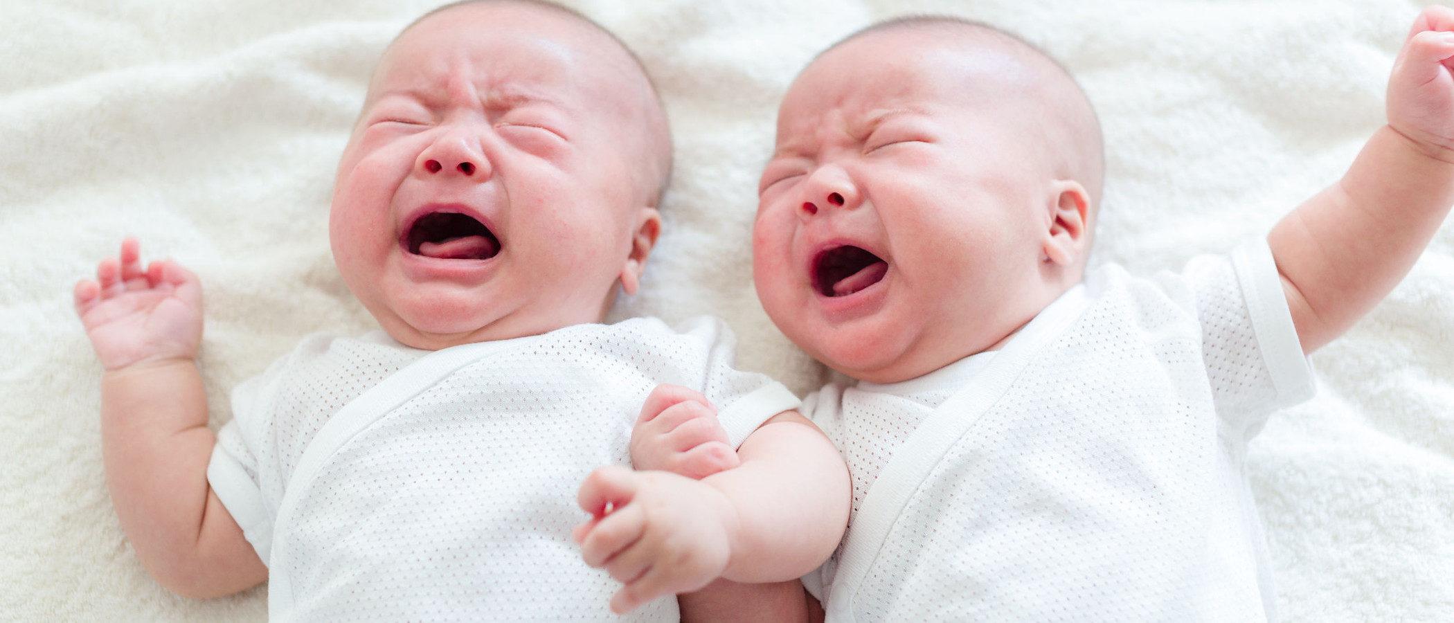 Consejos para padres y madres de gemelos o mellizos