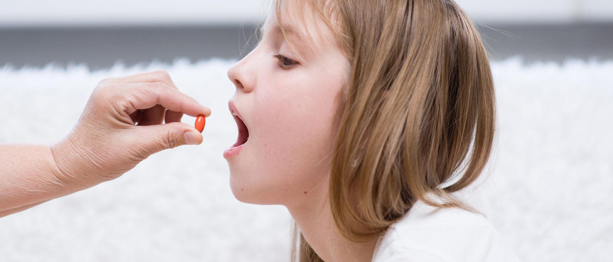 Cuándo podemos dar antibióticos a los niños