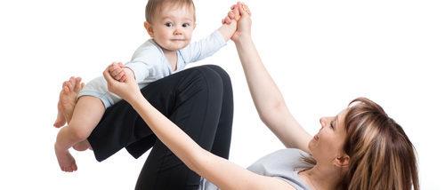 2 entrenamientos básicos para madres
