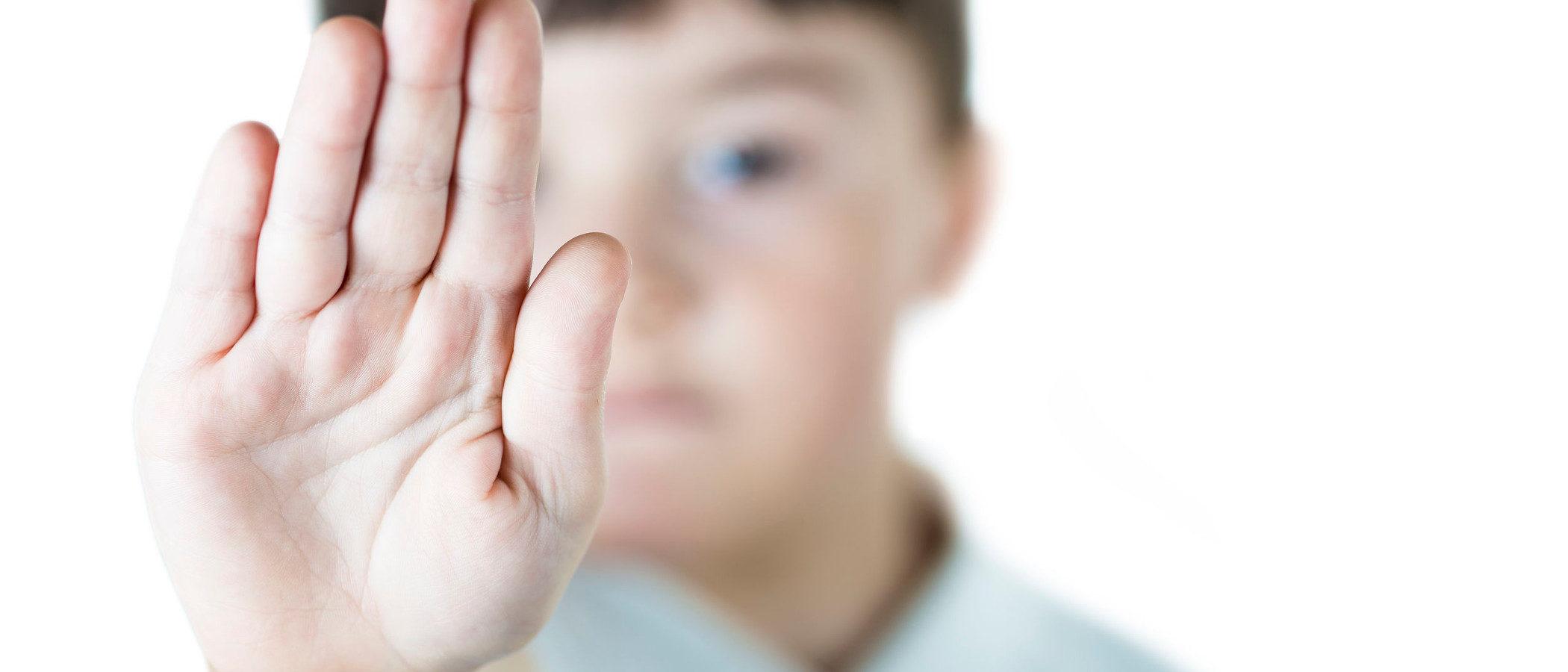 Cómo prevenir el abuso sexual en niños de 2 a 4 años