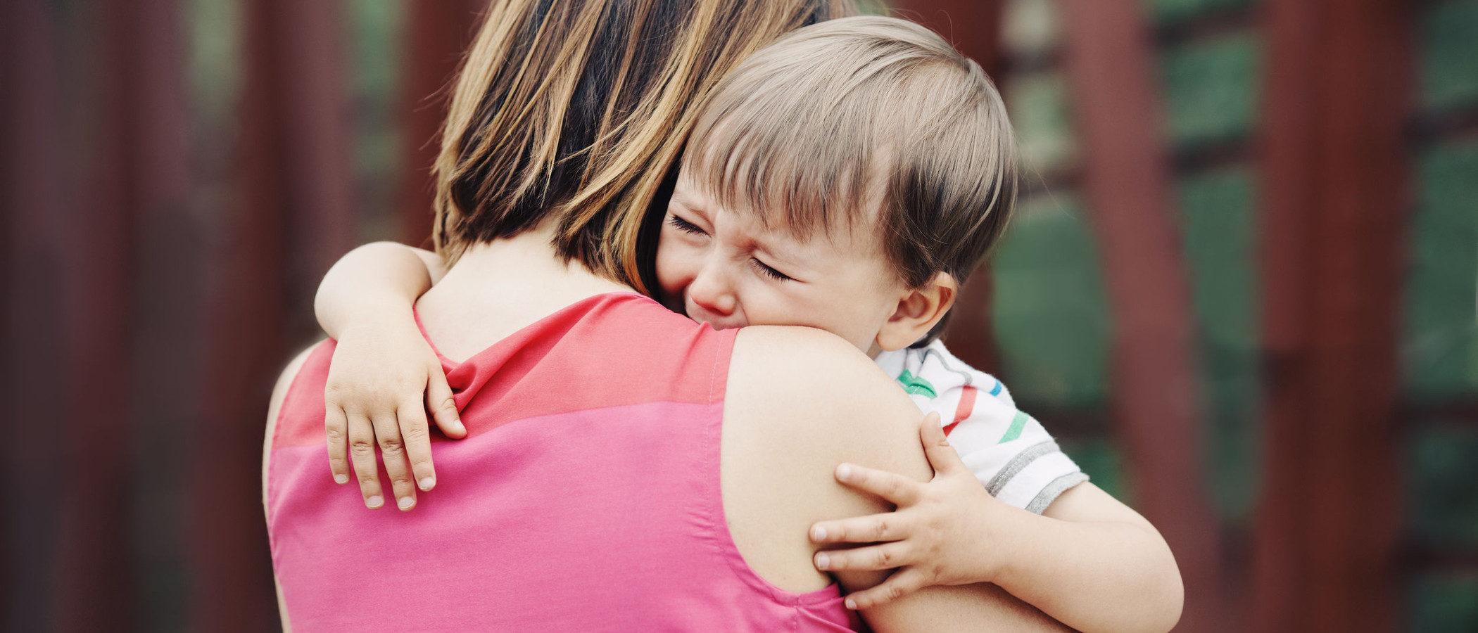 Cómo prevenir el abuso en niños de 5 a 8 años