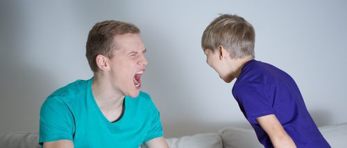 3 claves para dejar de gritar a los hijos