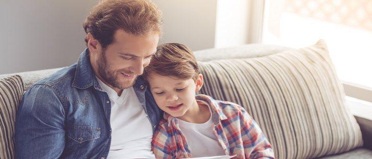 Por qué una familia feliz no es una familia perfecta