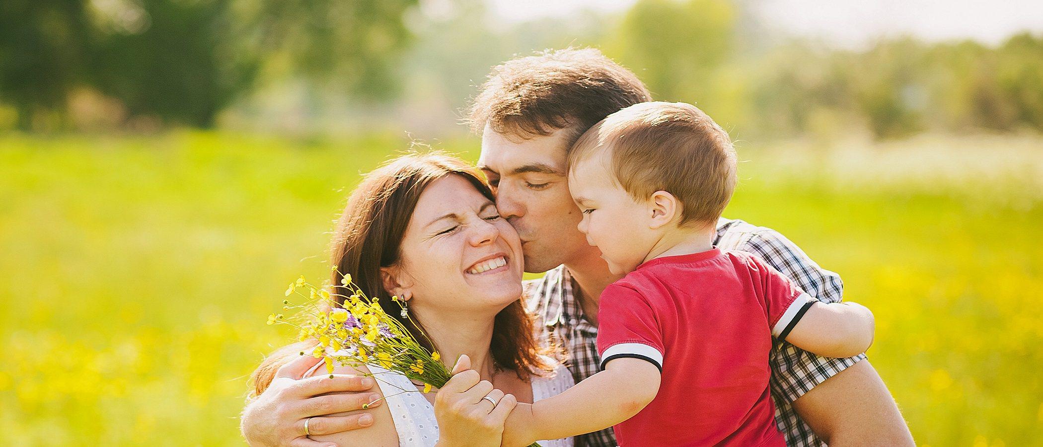 Cuida tu relación de pareja por el bien de tu familia