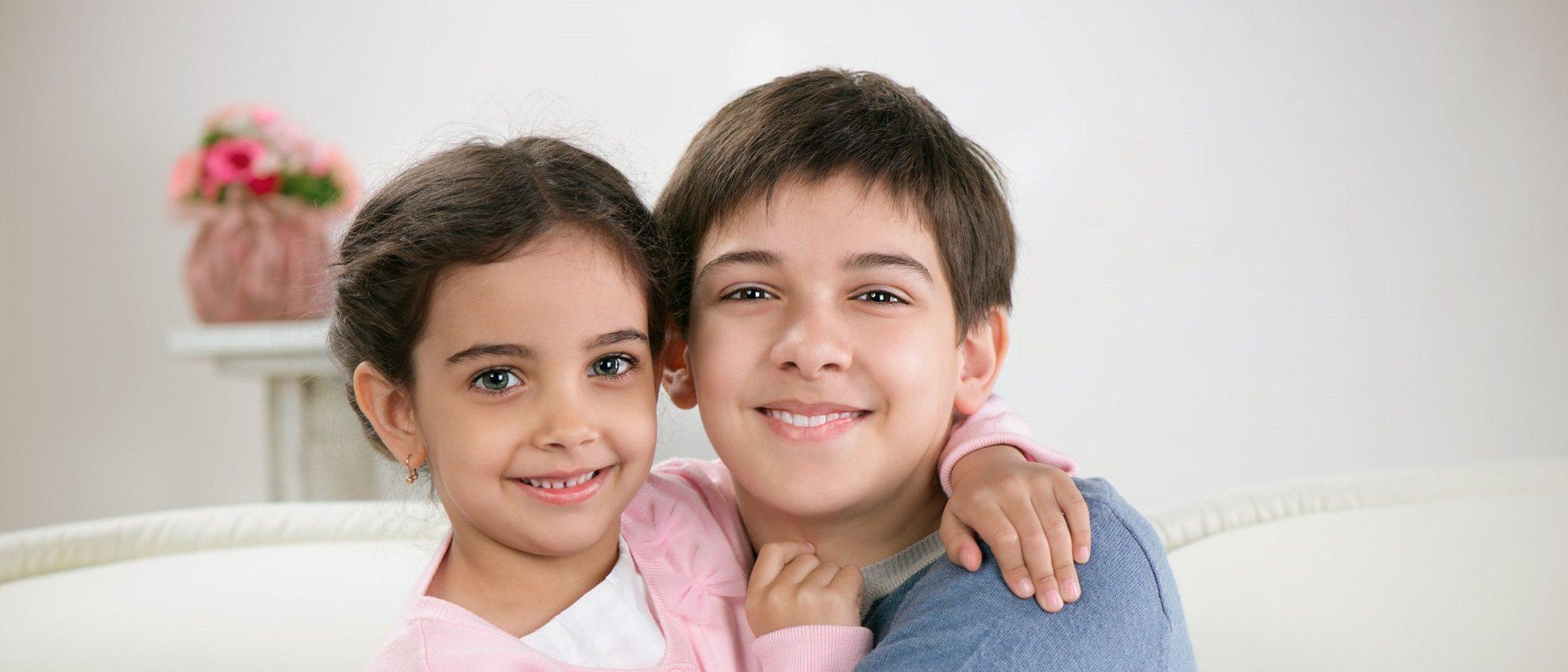 Cómo criar a los hijos para que se quieran como buenos hermanos