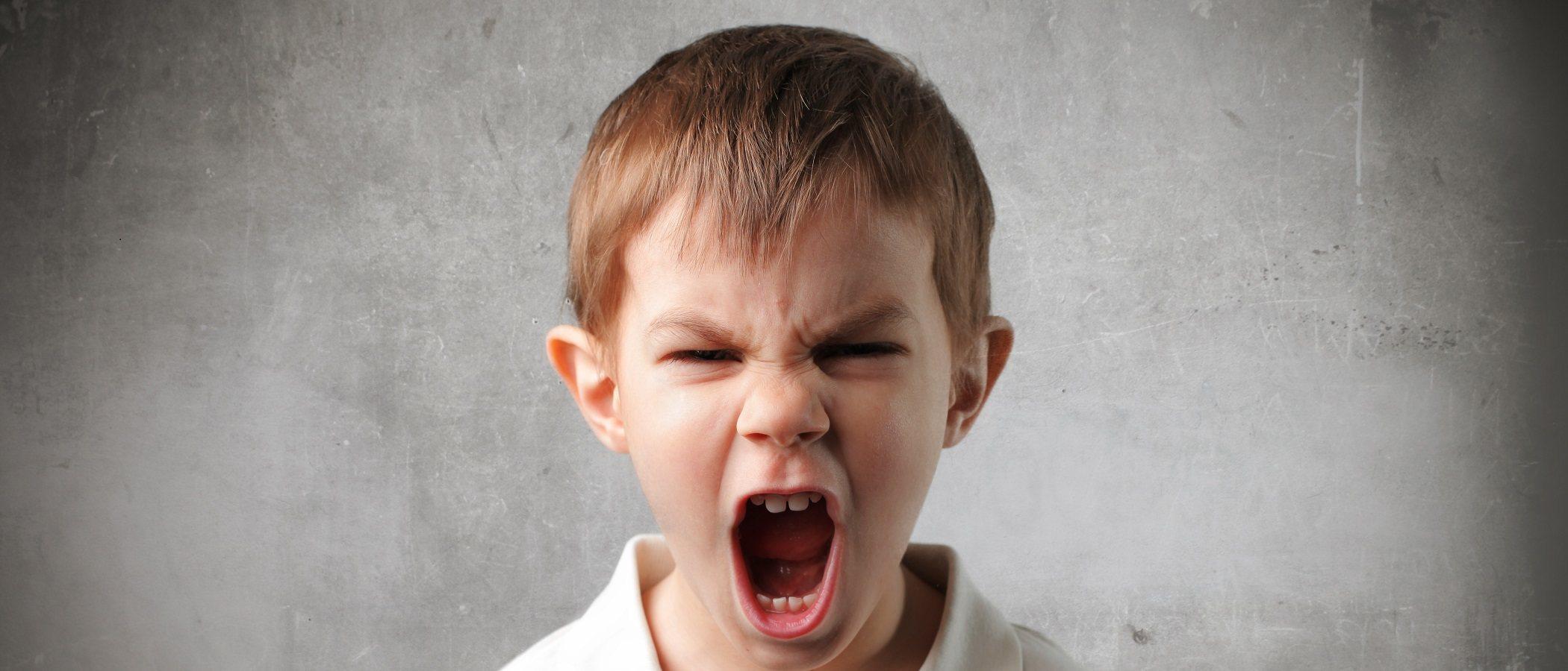 10 claves para controlar la ira en niños pequeños