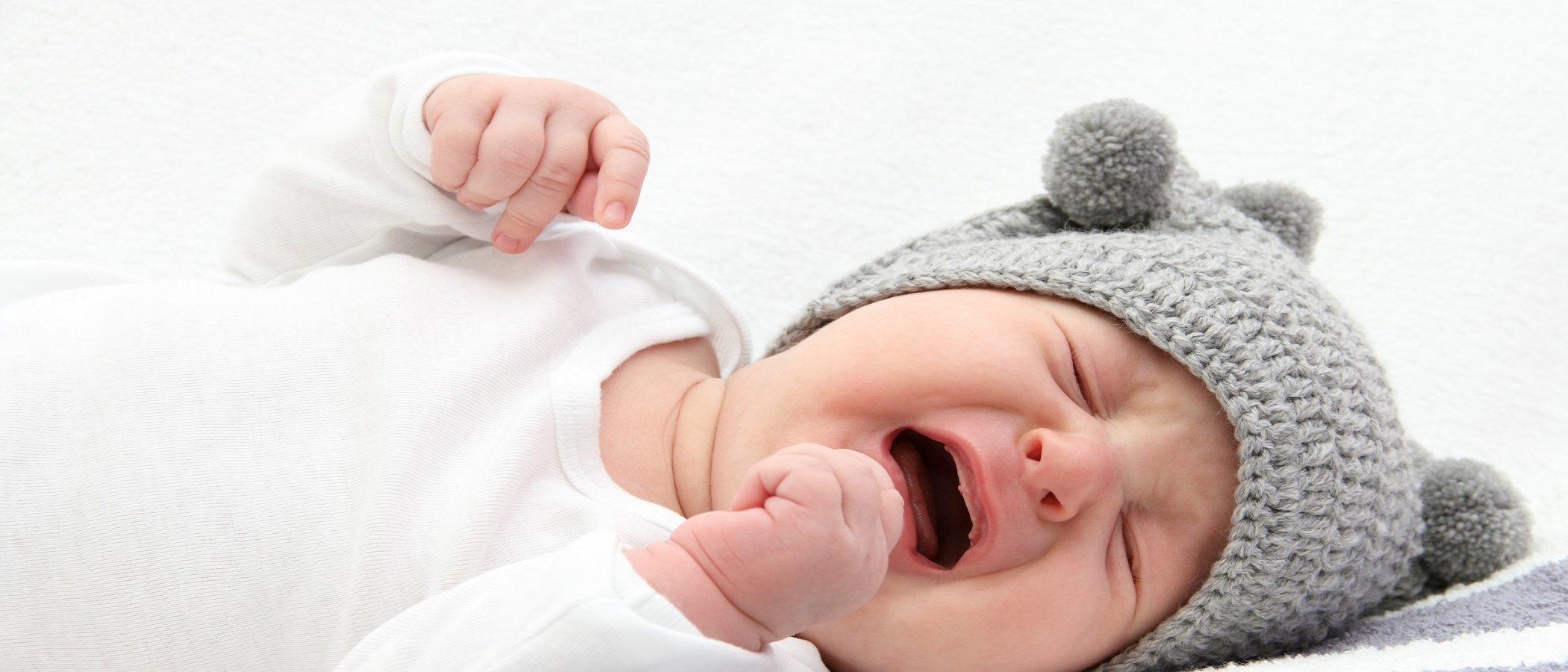 Por qué llora el bebé