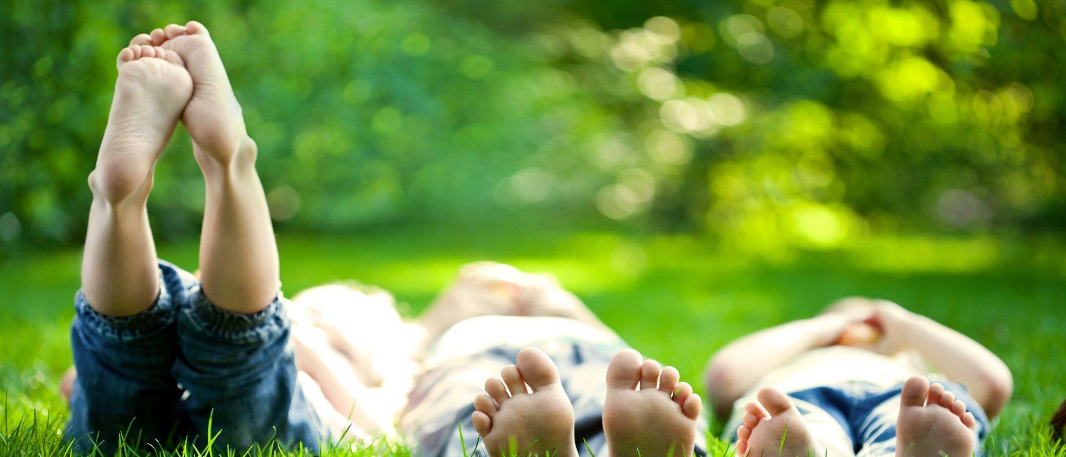 Ideas para jugar con los niños en jardín