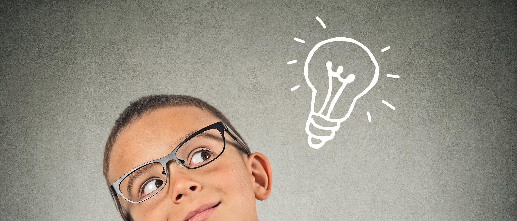 6 claves para criar a un niño inteligente