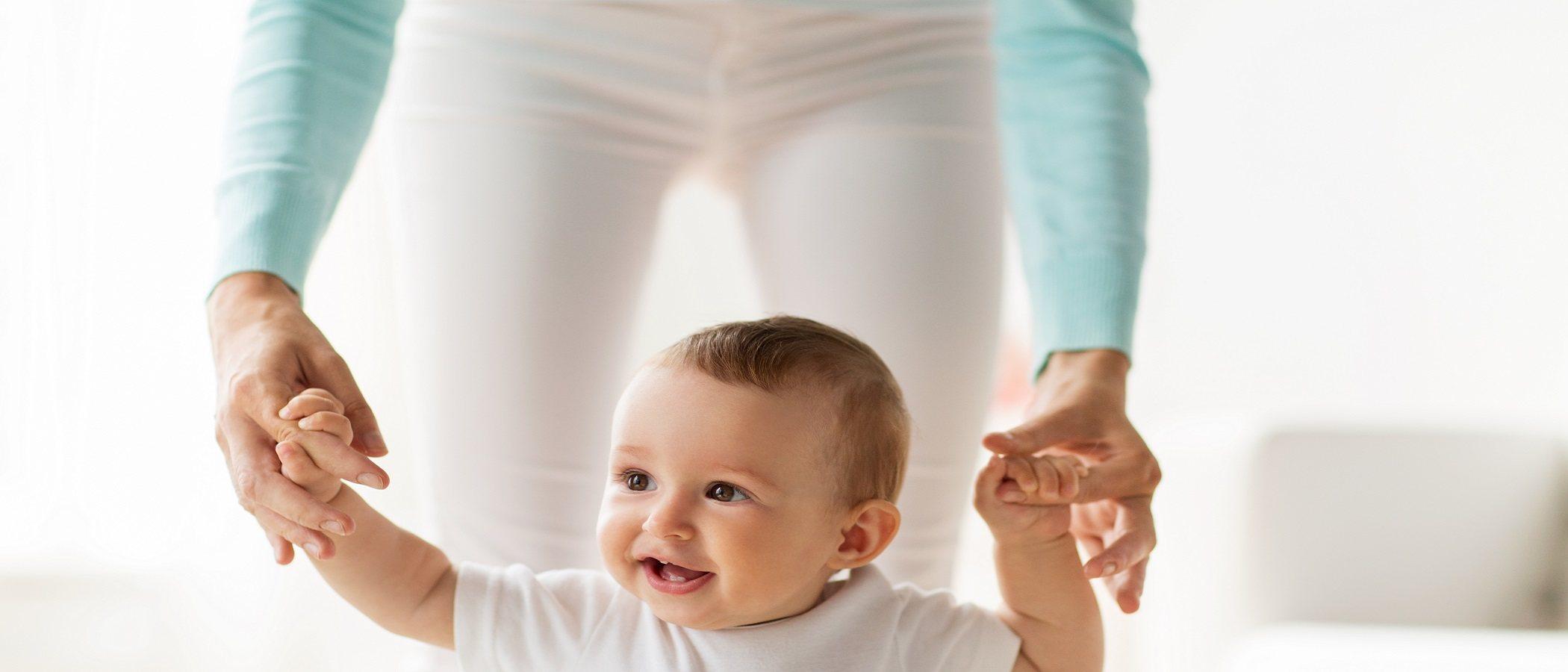 Qué pasa si tu bebé aún no camina a esta edad