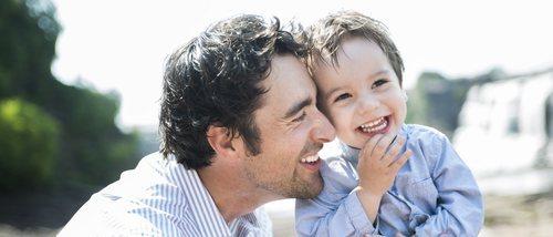 Cómo criar a los hijos siendo padre soltero