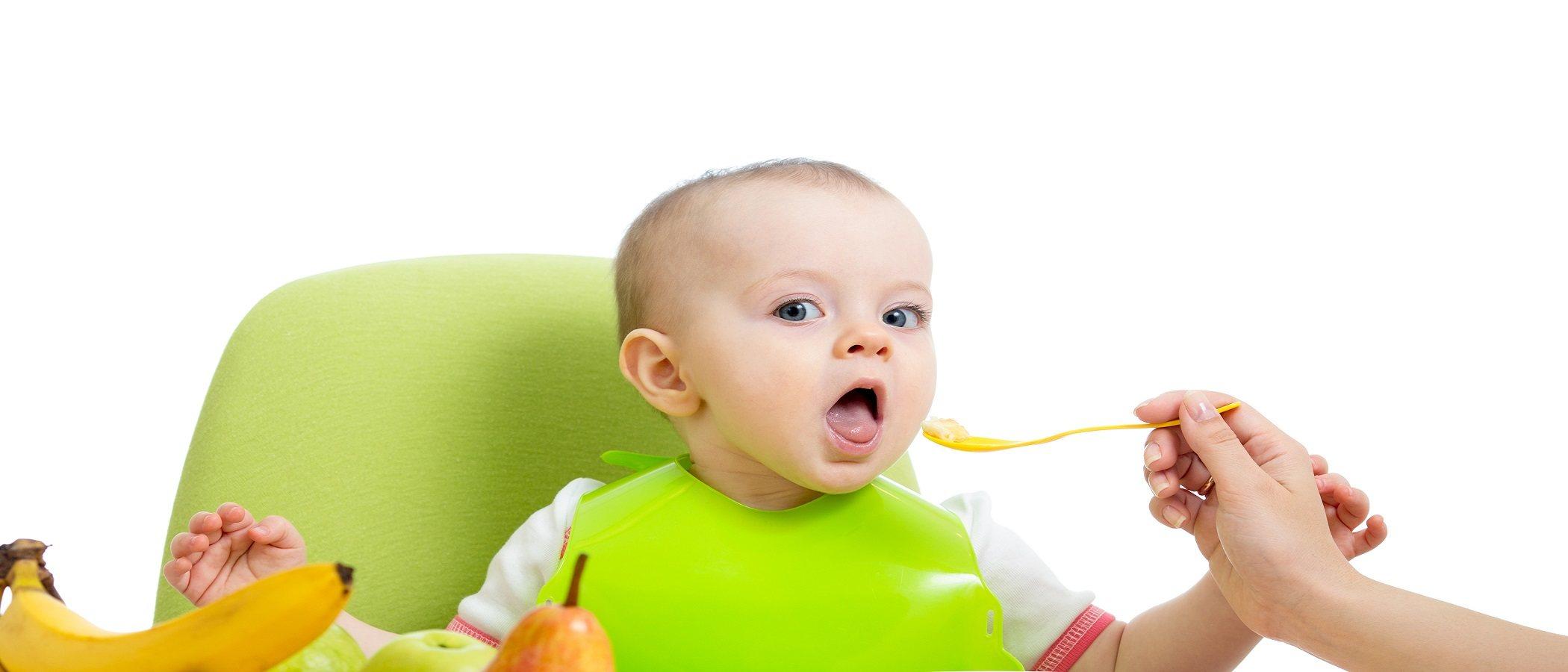 5 alimentos que no puede comer tu bebé