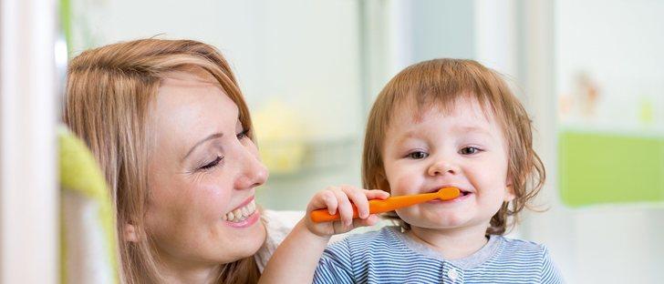 La disciplina en niños de 2 y 3 años