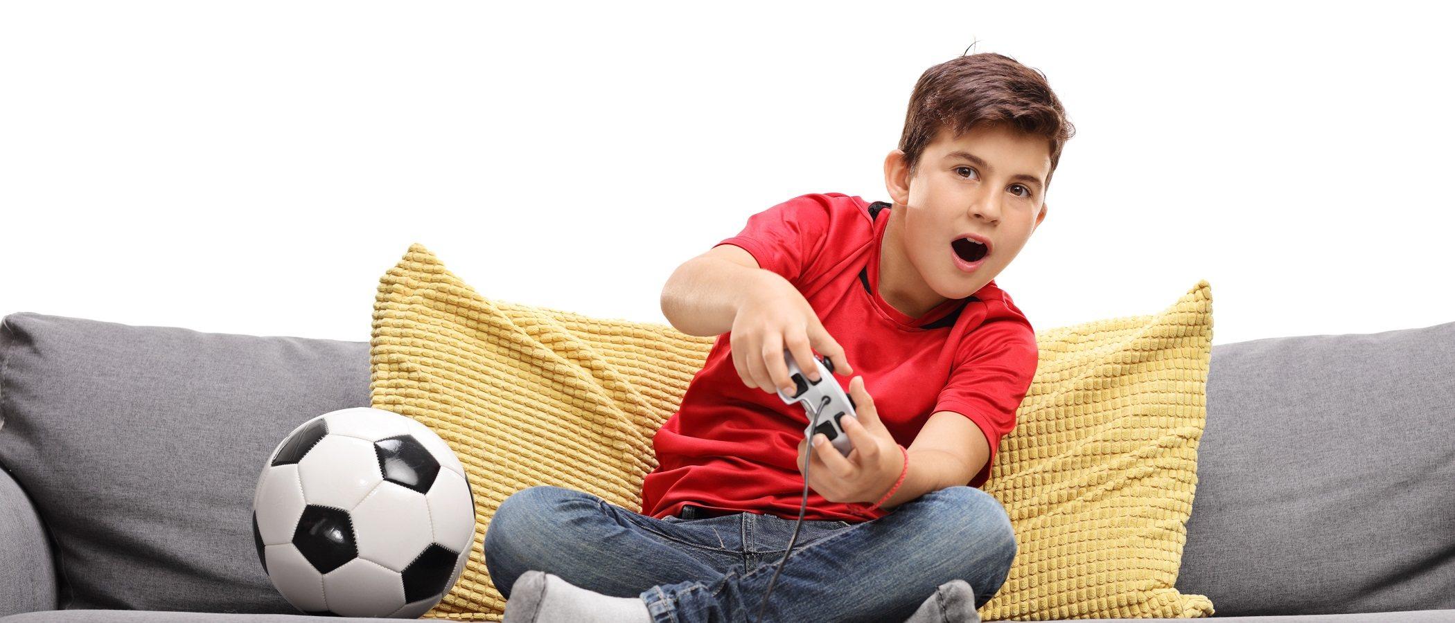 Los videojuegos, ¿aptos para niños pequeños?