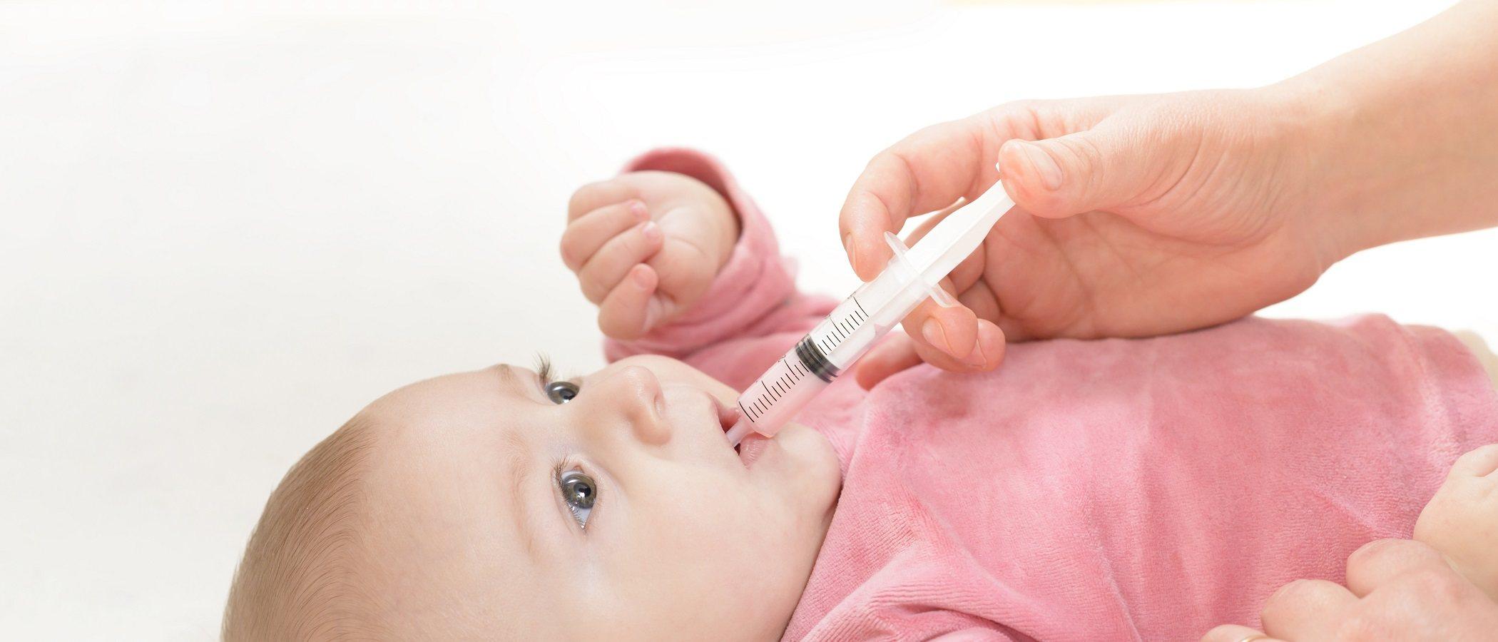 La dosis adecuada de paracetamol e ibuprofeno para los niños