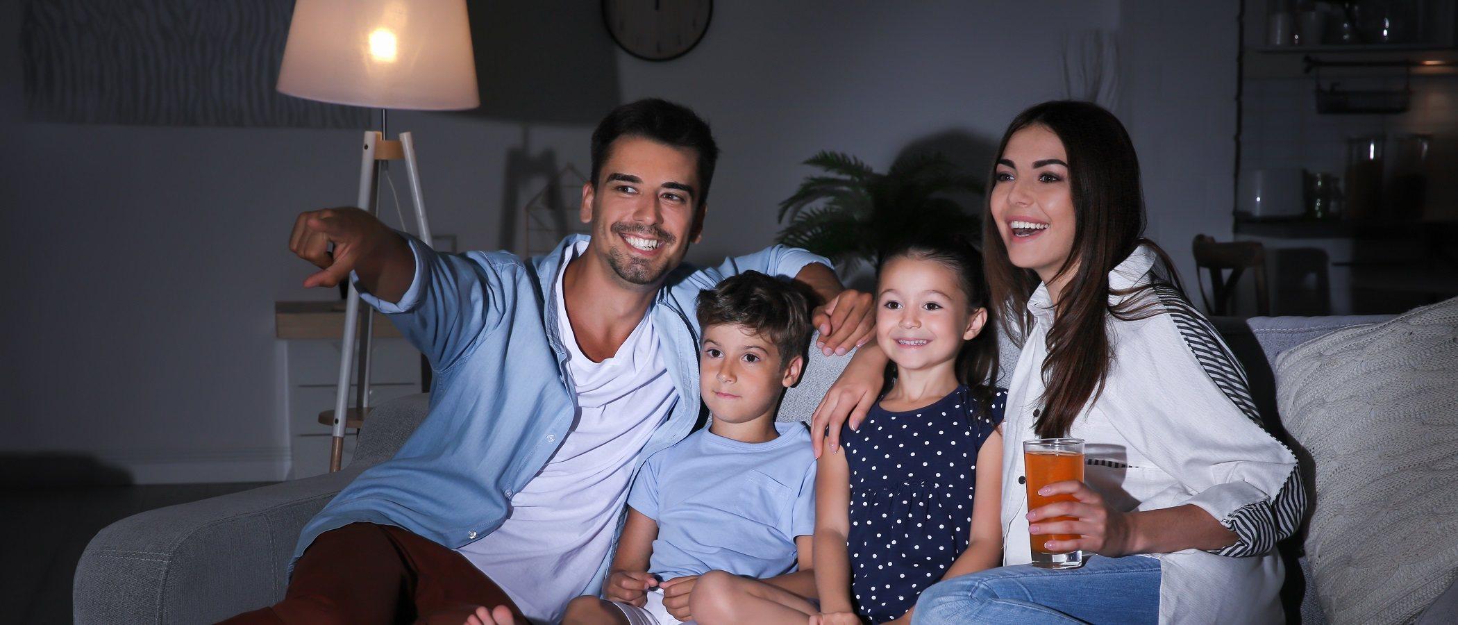 8 cosas que sucederán cuando apagues la televisión familiar