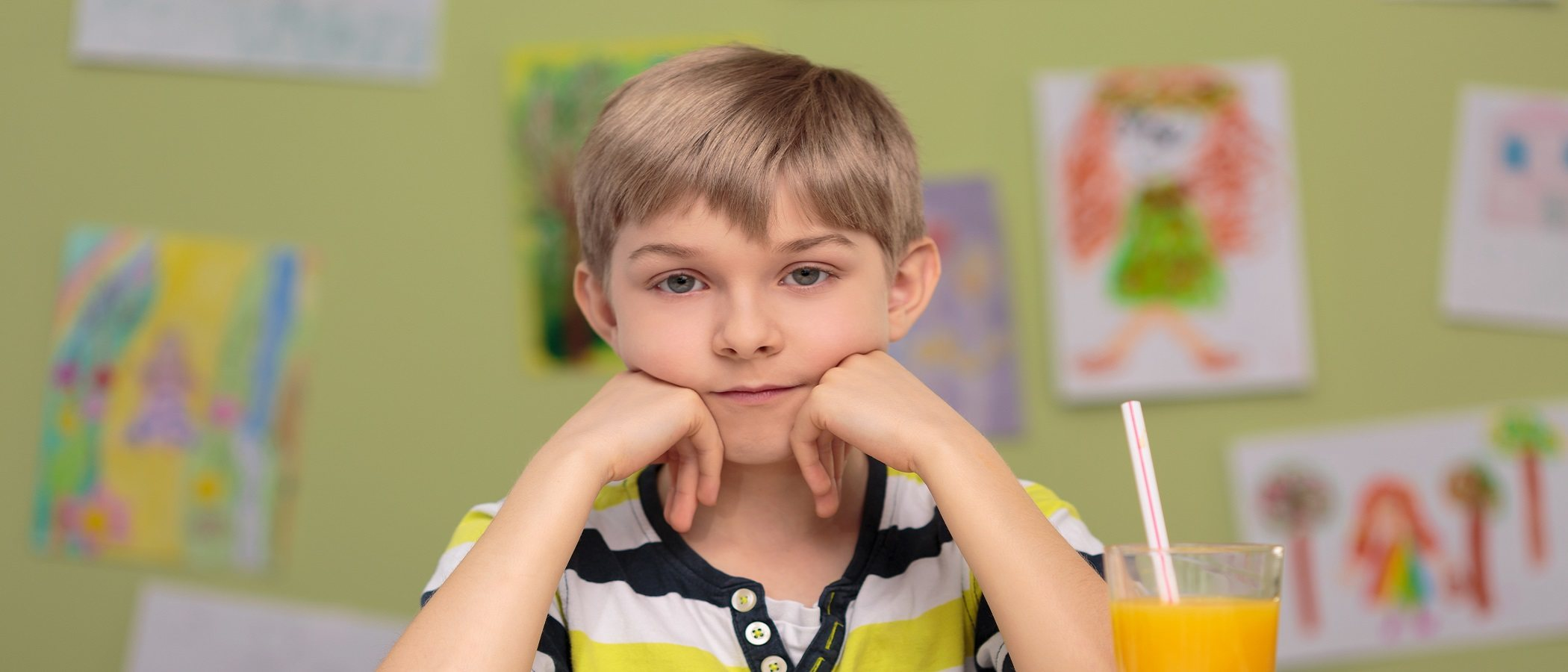 ¿Son perjudiciales los zumos para los niños?