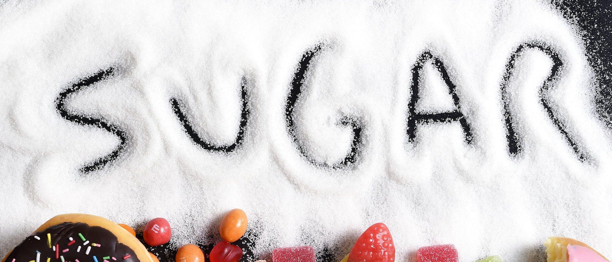 El peligro de que los niños tengan adicción al azúcar