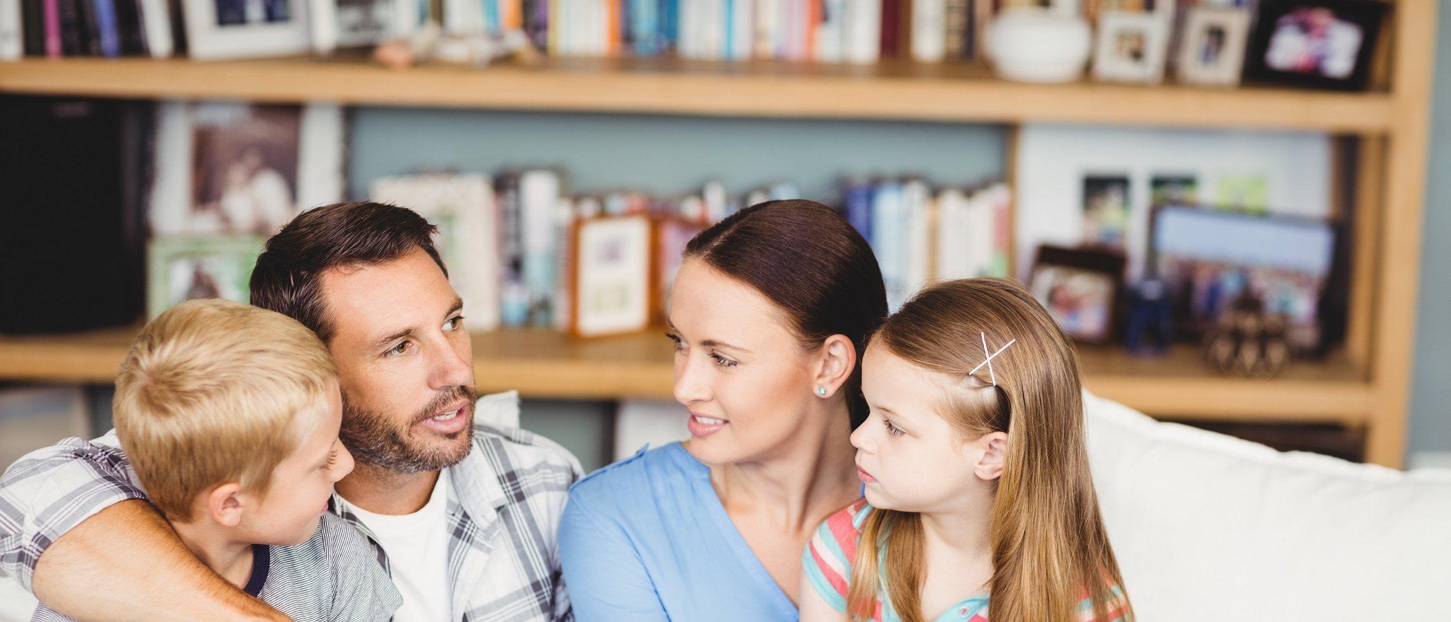Haz estas 5 cosas y tus hijos serán emocionalmente inteligentes
