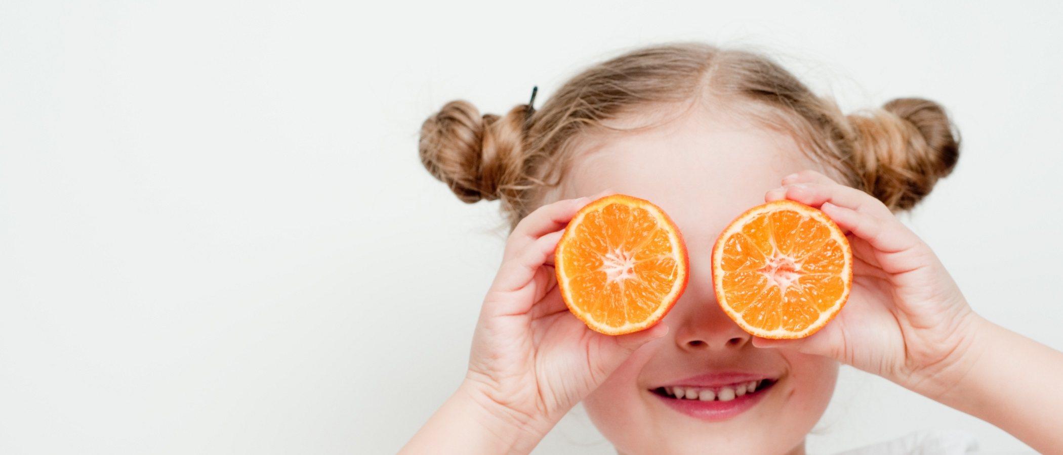 ¿Es bueno darles vitaminas a los niños?