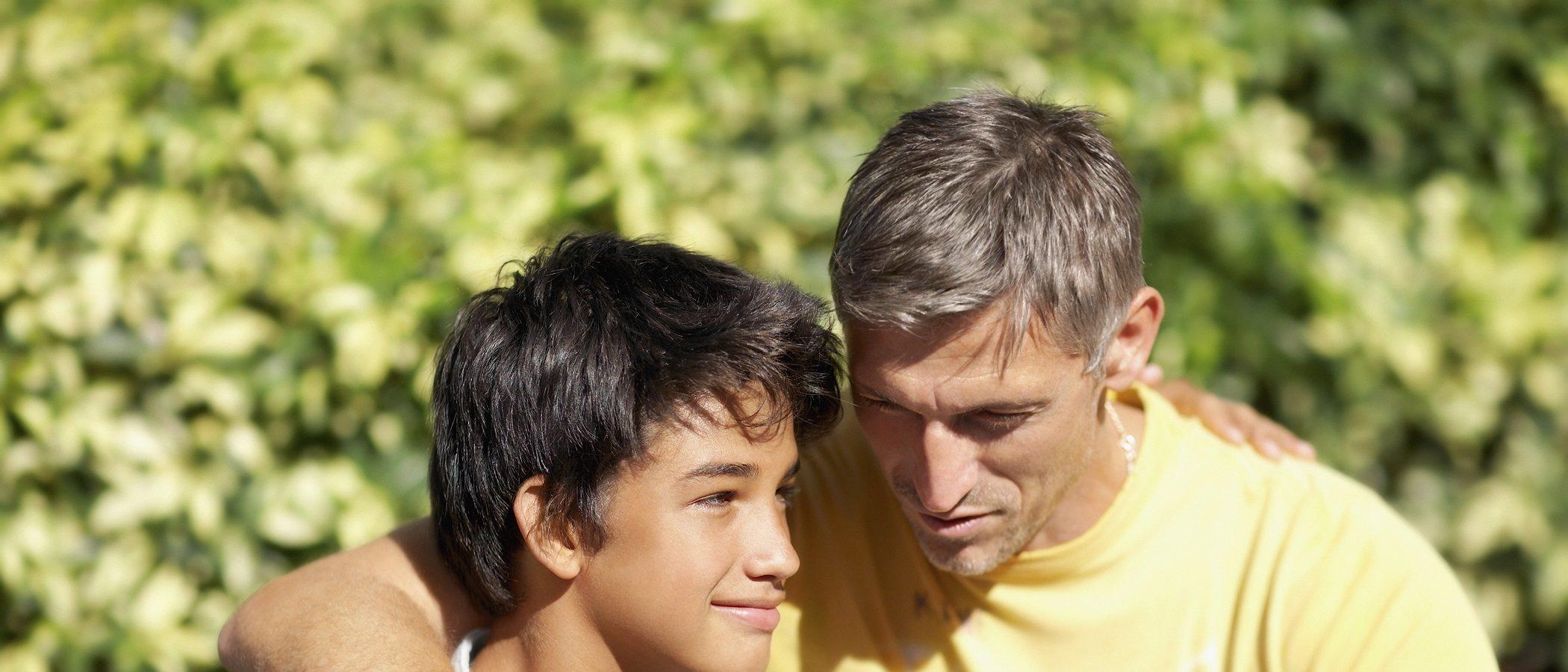7 beneficios de ser padres después de los 40