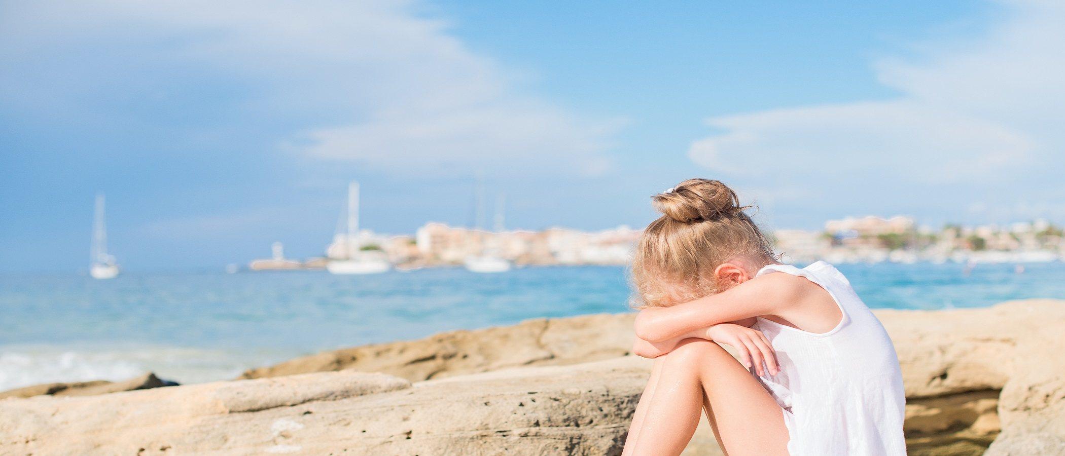 Cómo ayudar a tu hijo si tiene miedo al agua