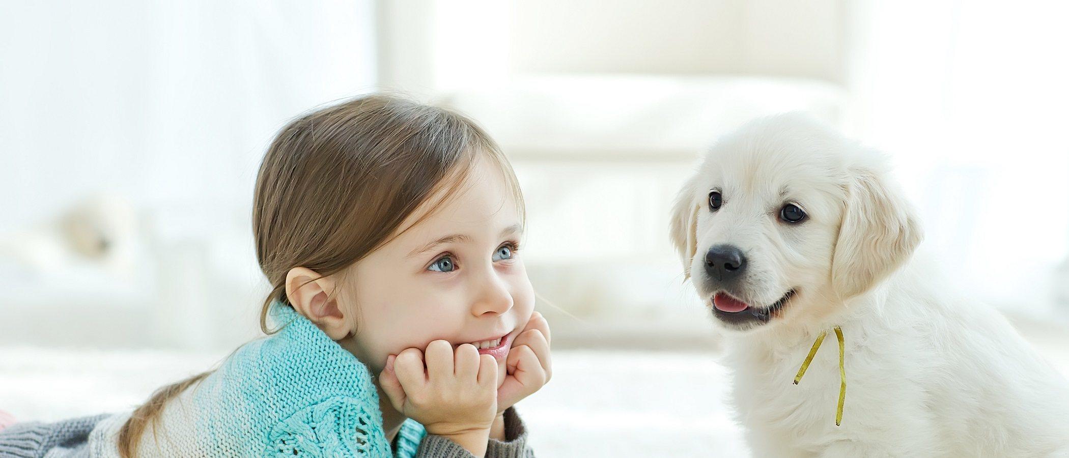 Terapia con animales y niños con Necesidades Educativas Especiales