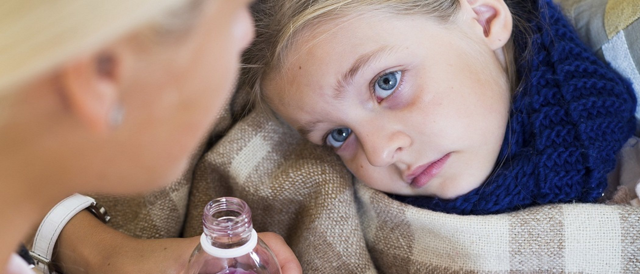 Remedios naturales para la amigdalitis en niños