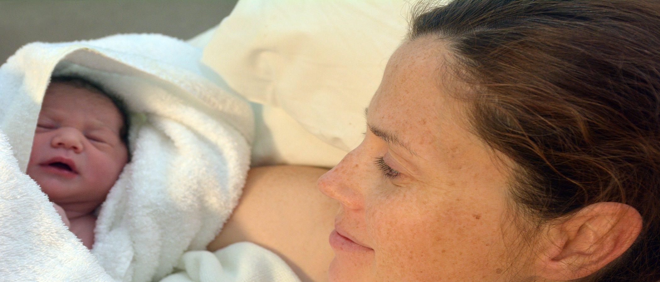 Cómo prepararse para un parto natural
