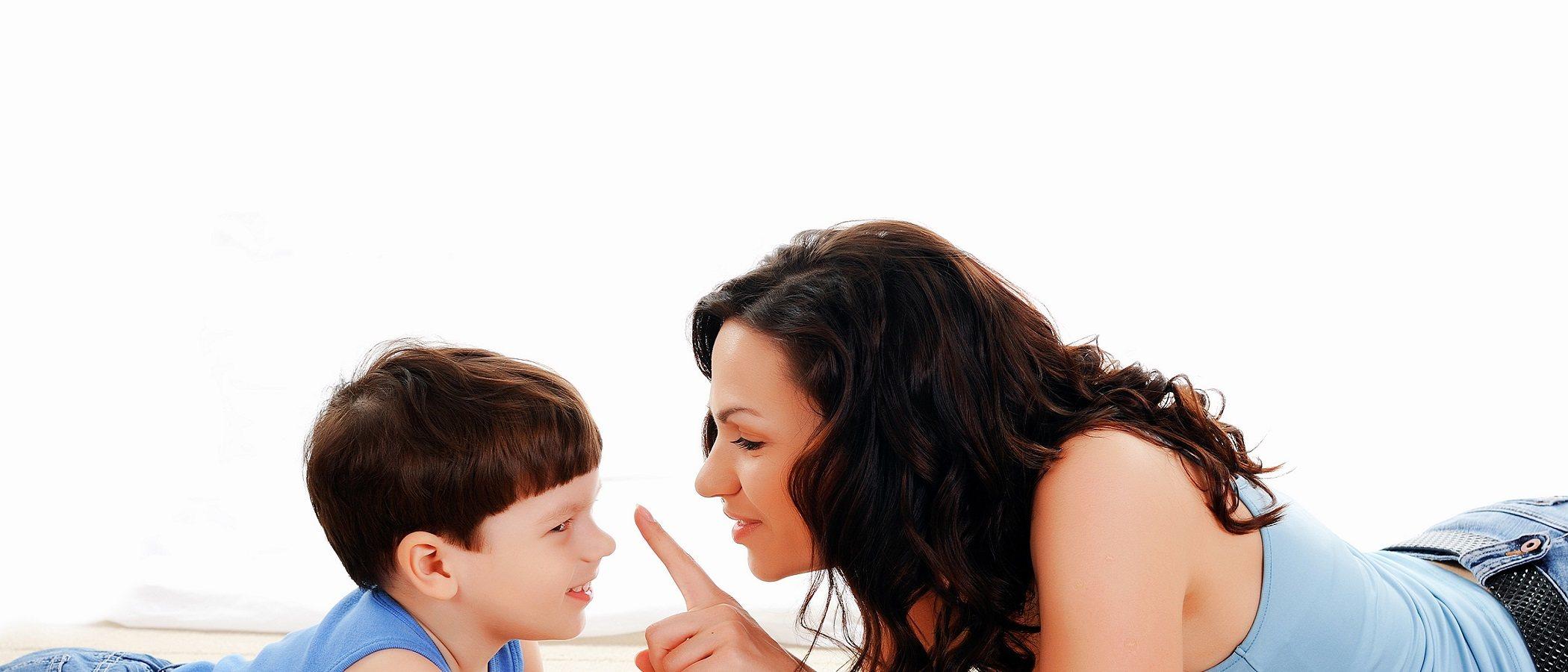 Enseña a tus hijos a decir la verdad