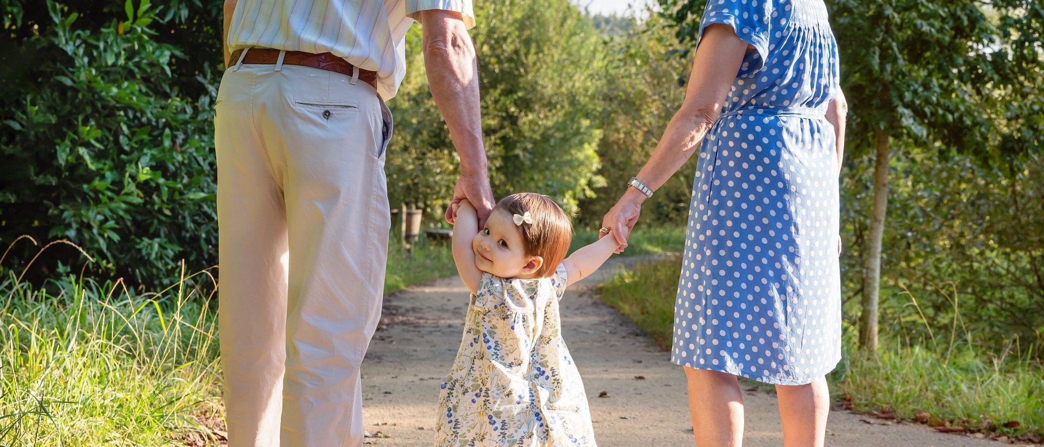 ¿Qué pasa si a un nieto no le gusta el abuelo?
