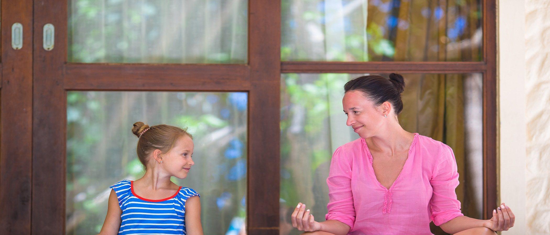 Cómo hacer una meditación guiada con niños