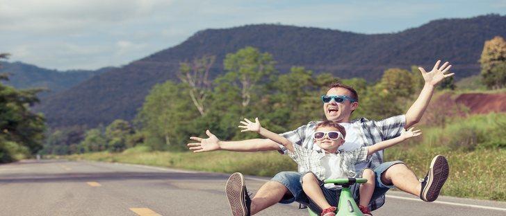 Claves para tener hijos felices después del divorcio
