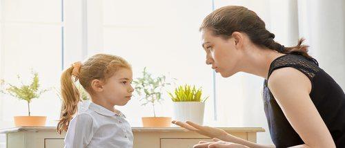 El castigo corporal en la infancia