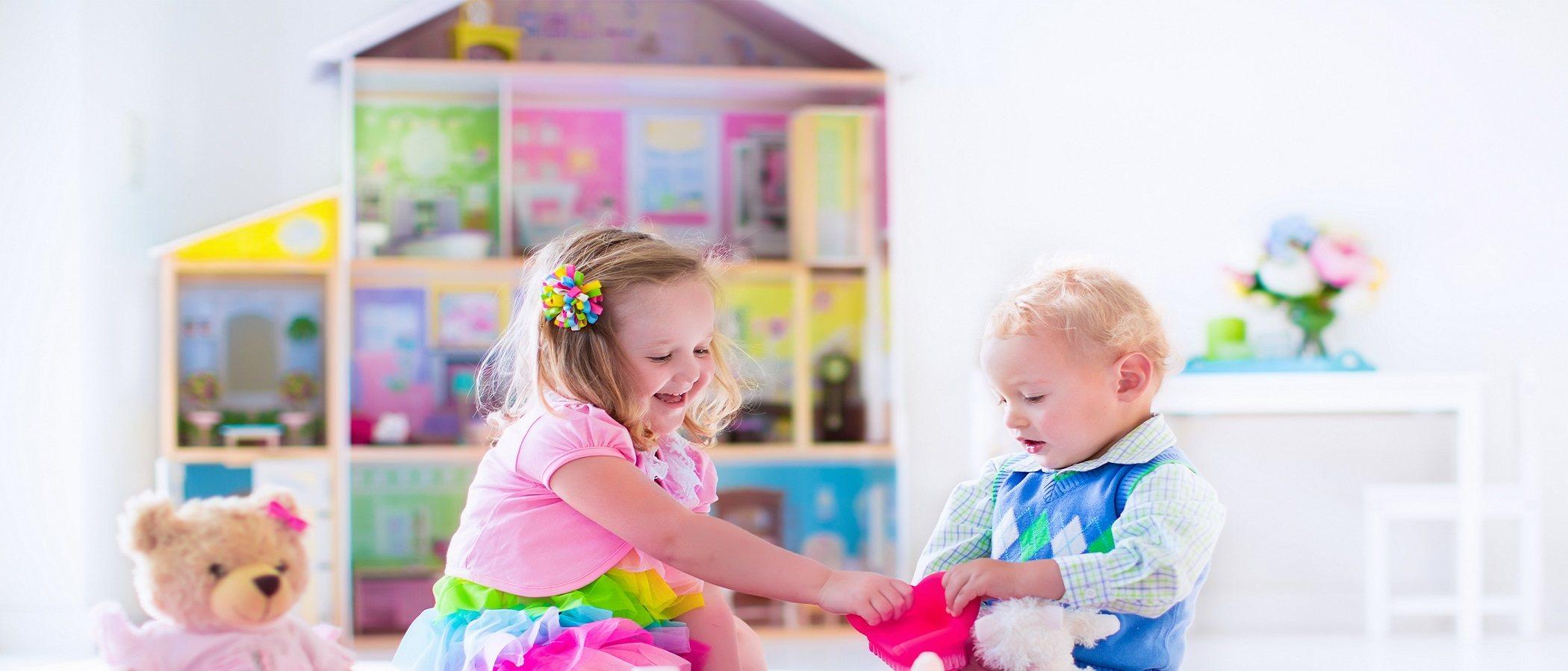 Qué pasa si tu hijo juega con muñecas