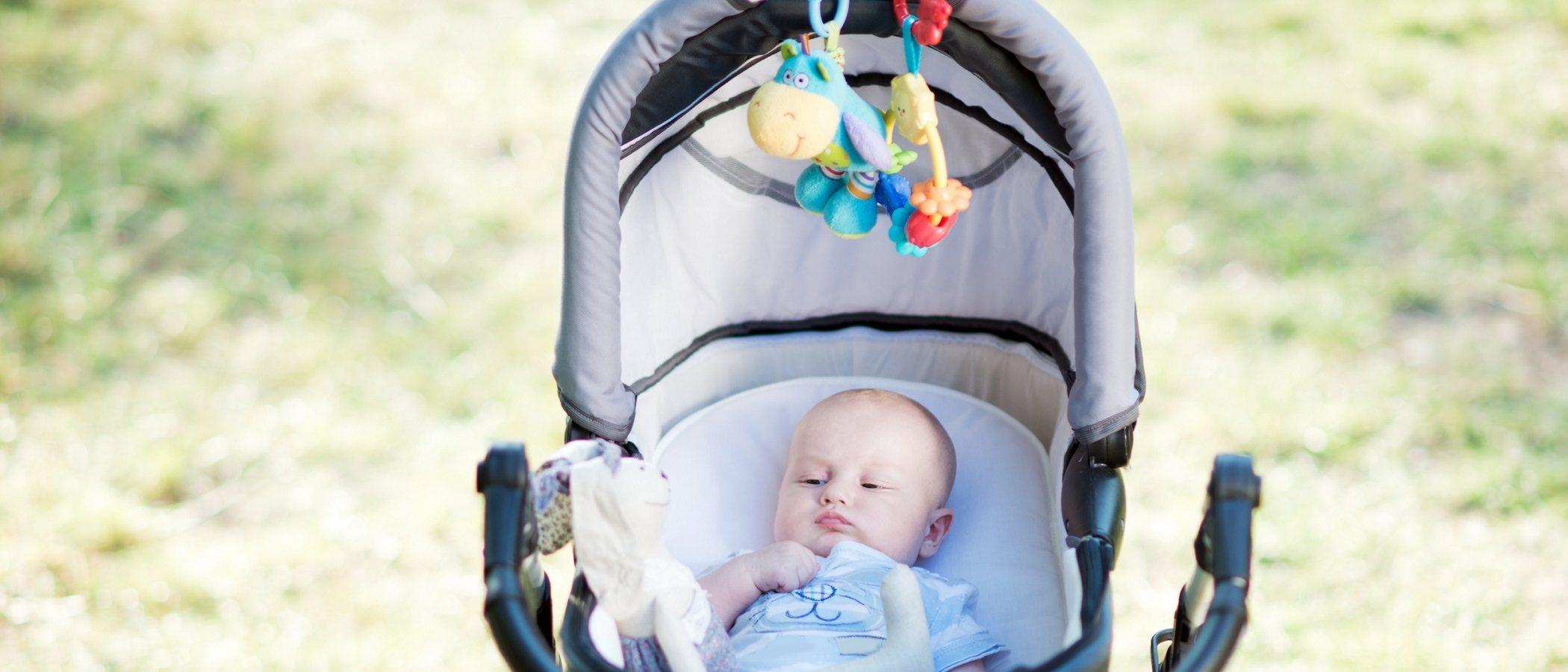 ¿Merece la pena seguir las tendencias para comprar un cochecito de bebé?