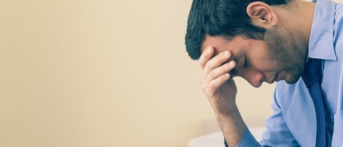 ¿Pueden los hombres padecer depresión postparto?