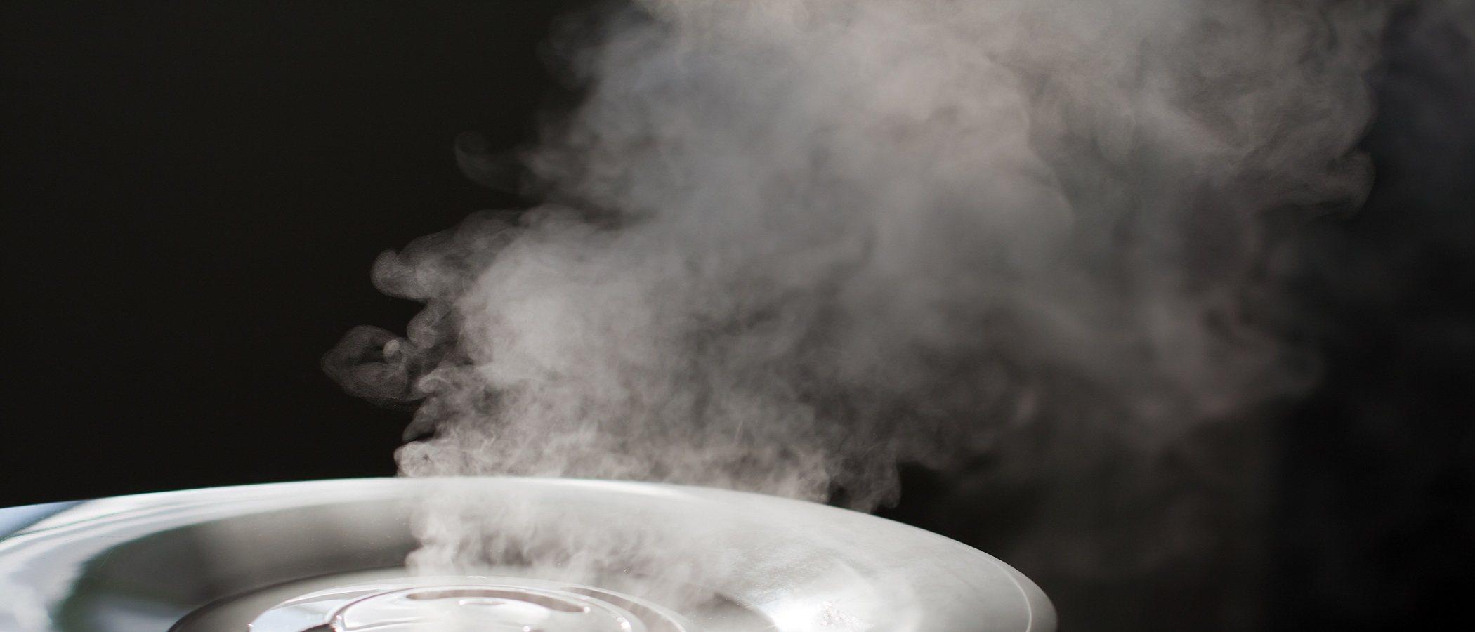 Humidificadores de vapor frío y caliente; ¿cómo se utilizan?