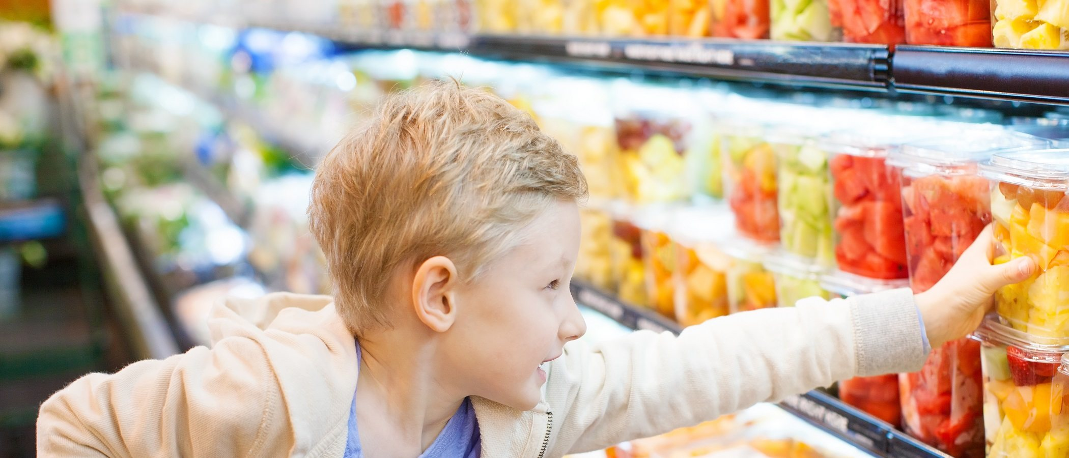 Enseña matemáticas a tus hijos cuando vayáis al supermercado