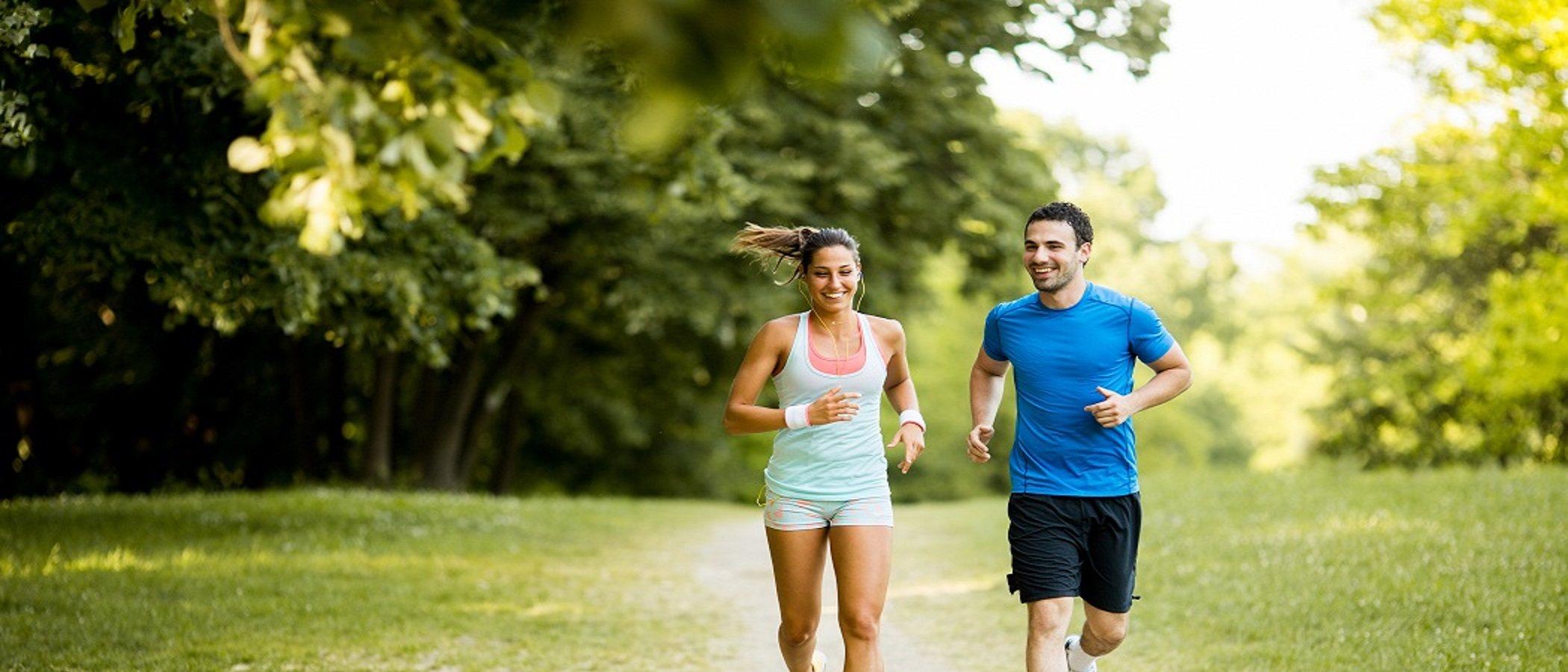 7 razones para que salgas a correr si eres padre o madre