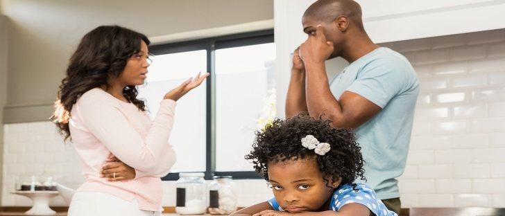 Cómo pueden ayudar emocionalmente a tu hijo cuando se está divorciando