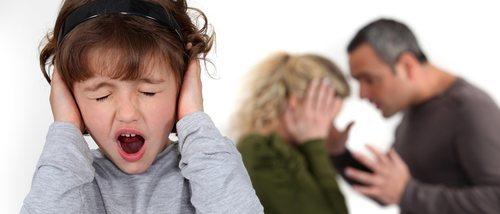 Consecuencias de un divorcio para los niños según su edad