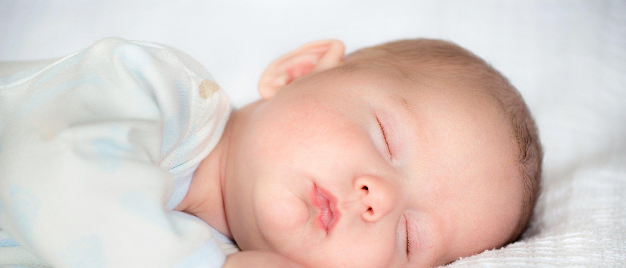 Luz nocturna para el dormitorio de tu bebé